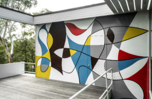 Rose Seidler House Mural_Photo (c) Nicholas Watt_458