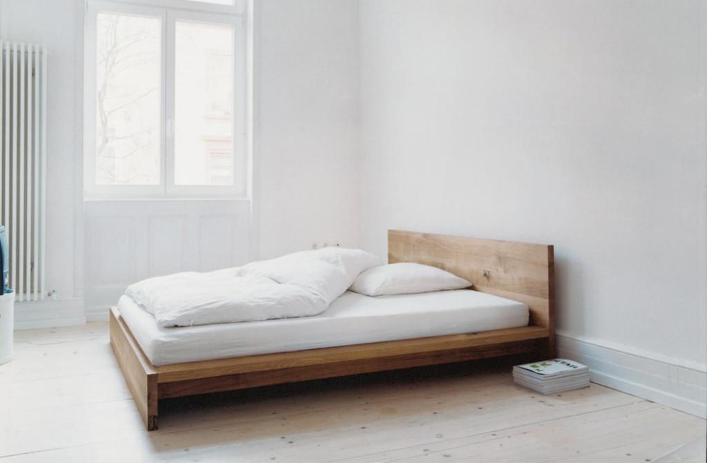 e15's Mo bed