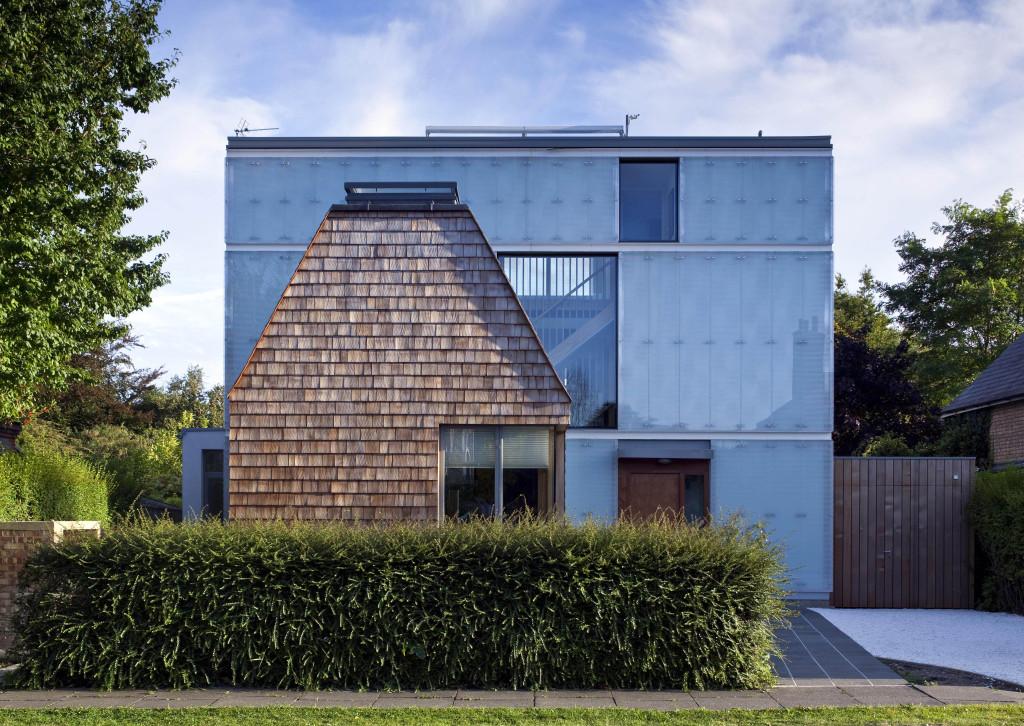 Cavendish Avenue House by Mole Architects