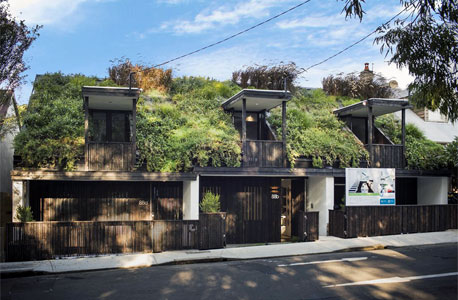88 Angel Street – green roof