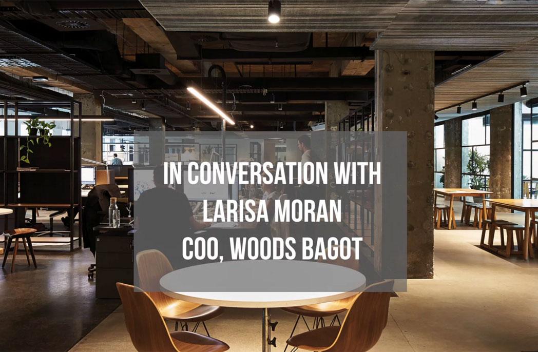 Woods Bagot COO on mentoring