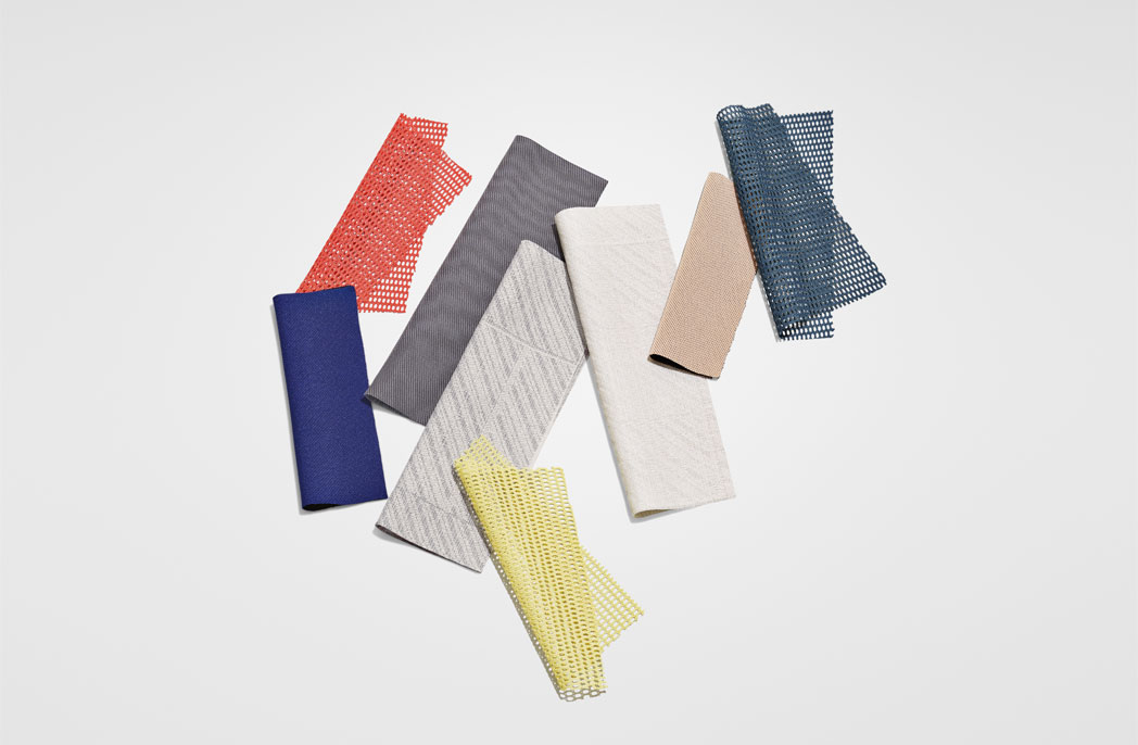 Doshi Levien design Kvadrat collection inspired by Corbusier