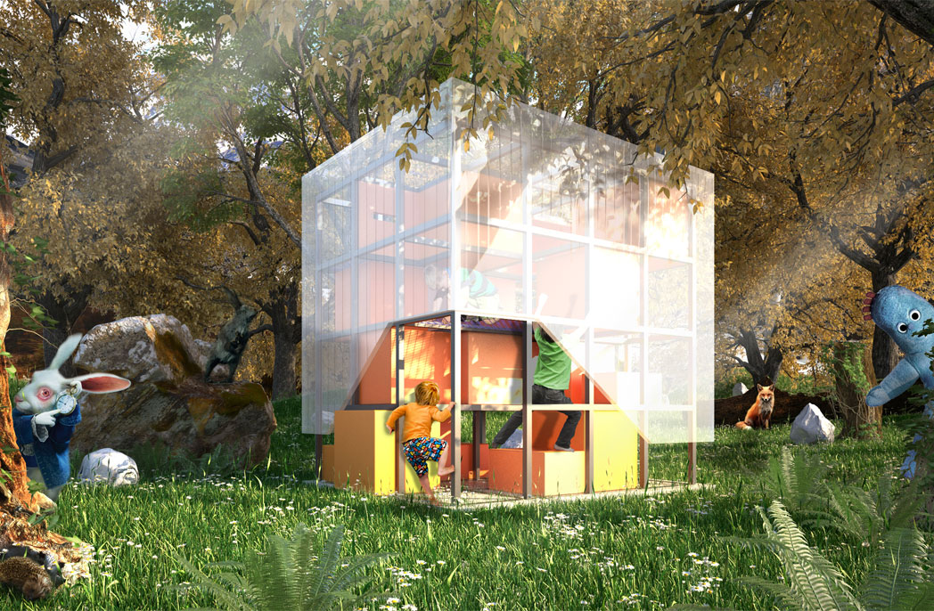 Architects fight youth homelessness with the Cubby House Challenge