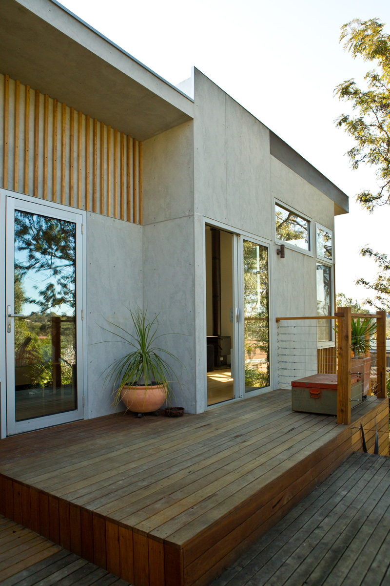 Diamond Creek by Drawing Room Architecture.