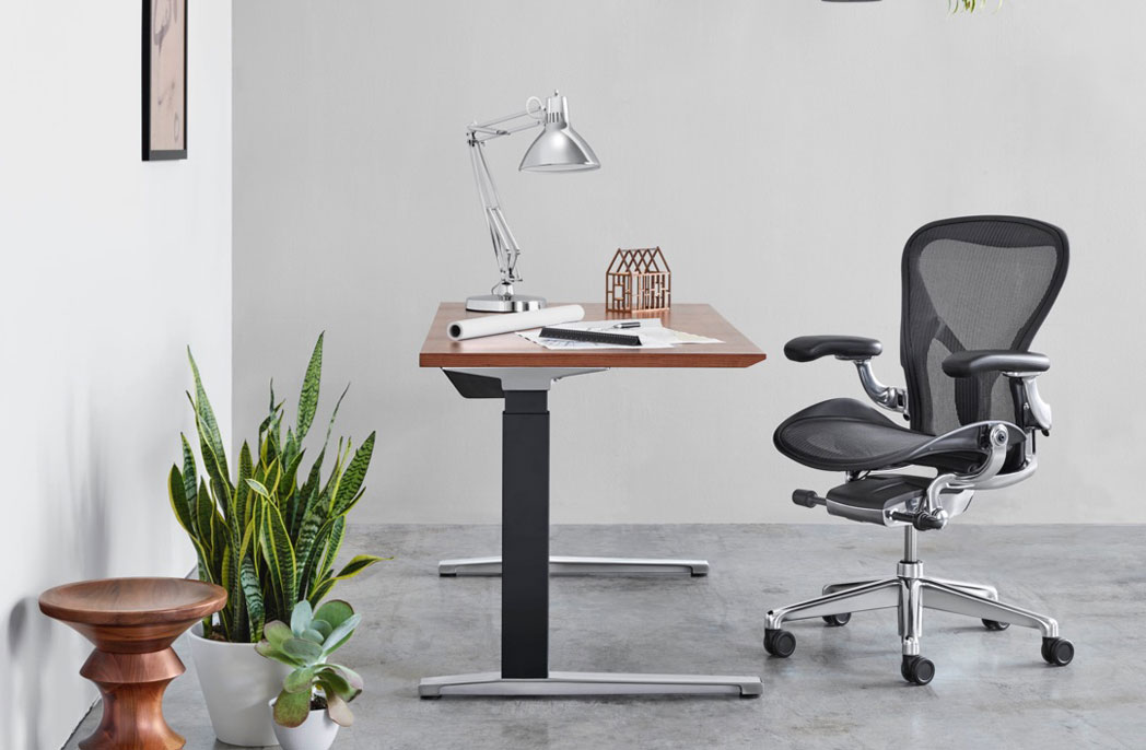 The Aeron remastered