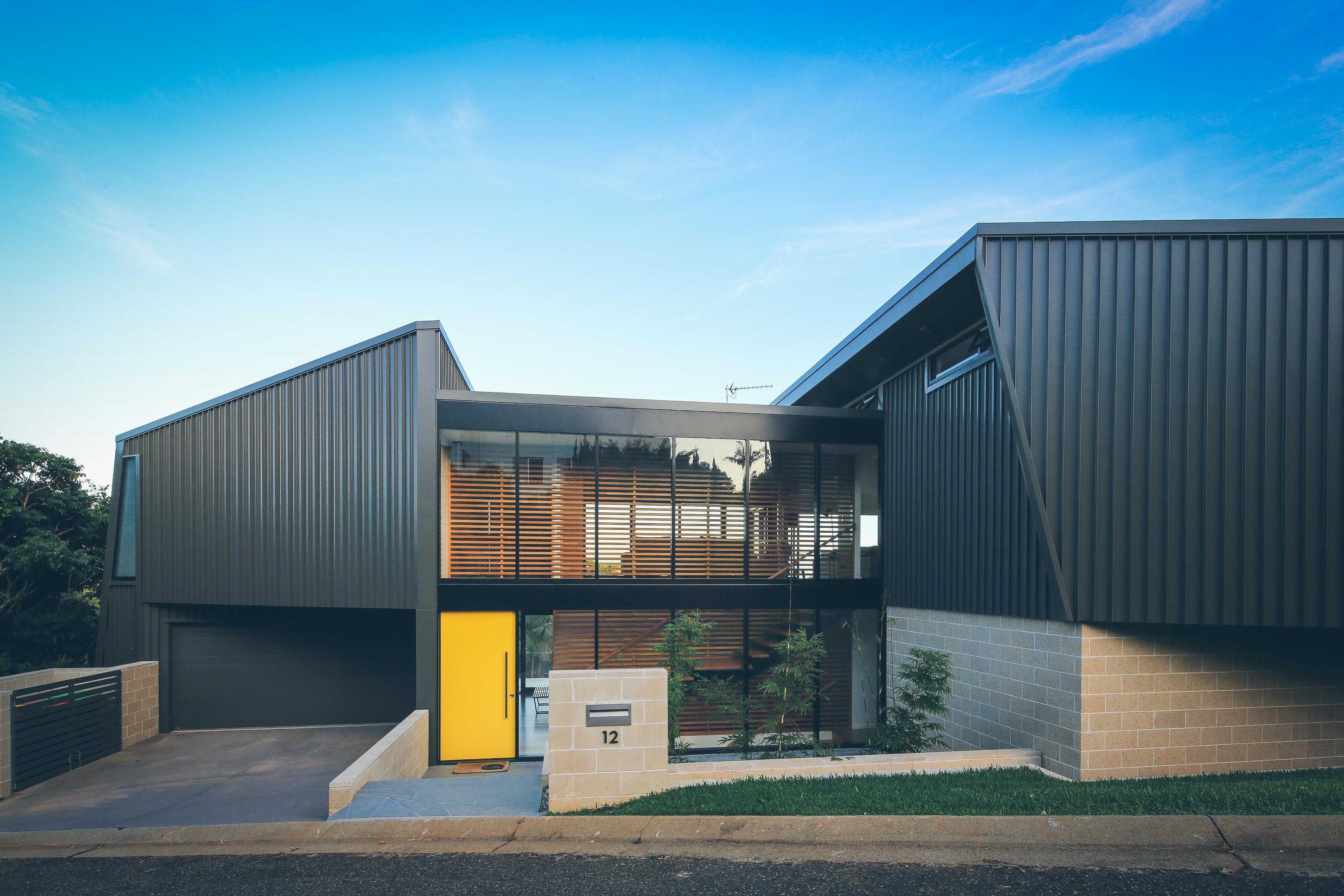 Phoenix House by Chris Jenkins Design. Photo by Jackson Rafferty.