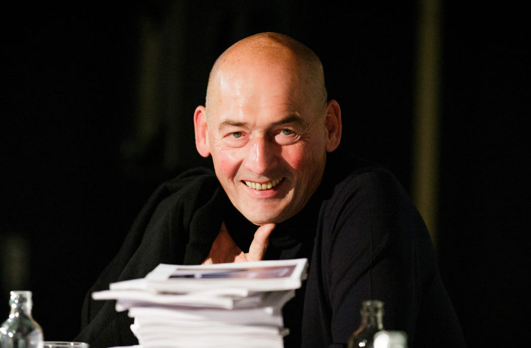 Rem Koolhaas_photo Fred Ernst