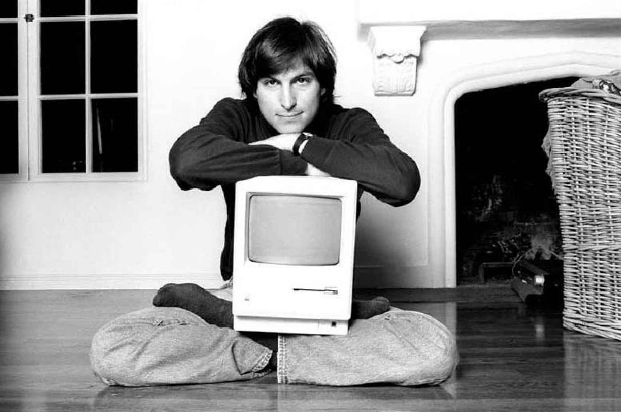 Young Steve Jobs