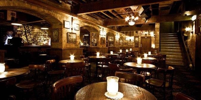The Baxter Inn, Sydney.
