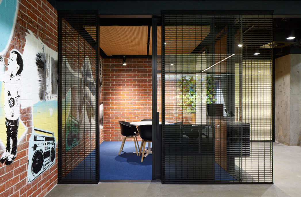 Technē's office design embraces Melbourne laneway culture