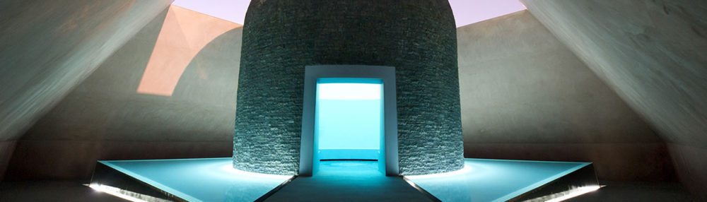 Within Without by James Turrell. Photo courtesy National Gallery of Australia.