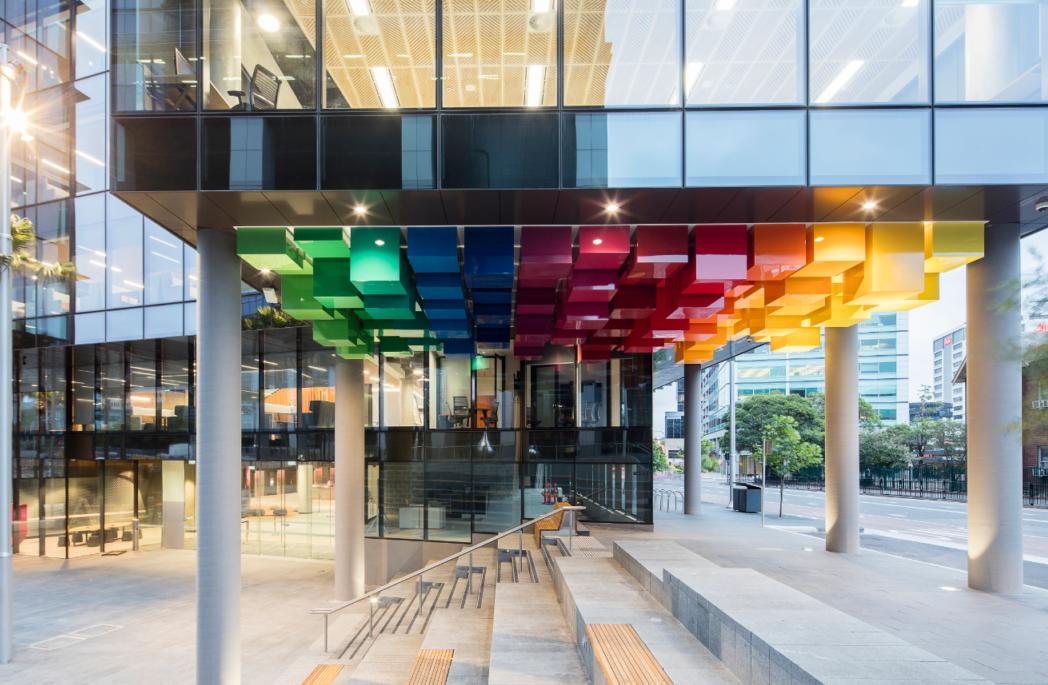 Western Sydney Uni unveils 14-storey vertical campus