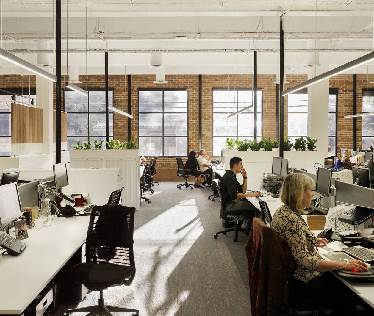 The Salvation Army HQ was part of pro bono work by Bates Smart. Photo by Trevor Mein.