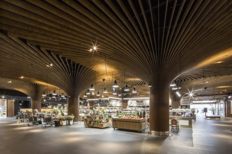 East Village Retail by Koichi Takada Architects. Photo by Tom Ferguson.