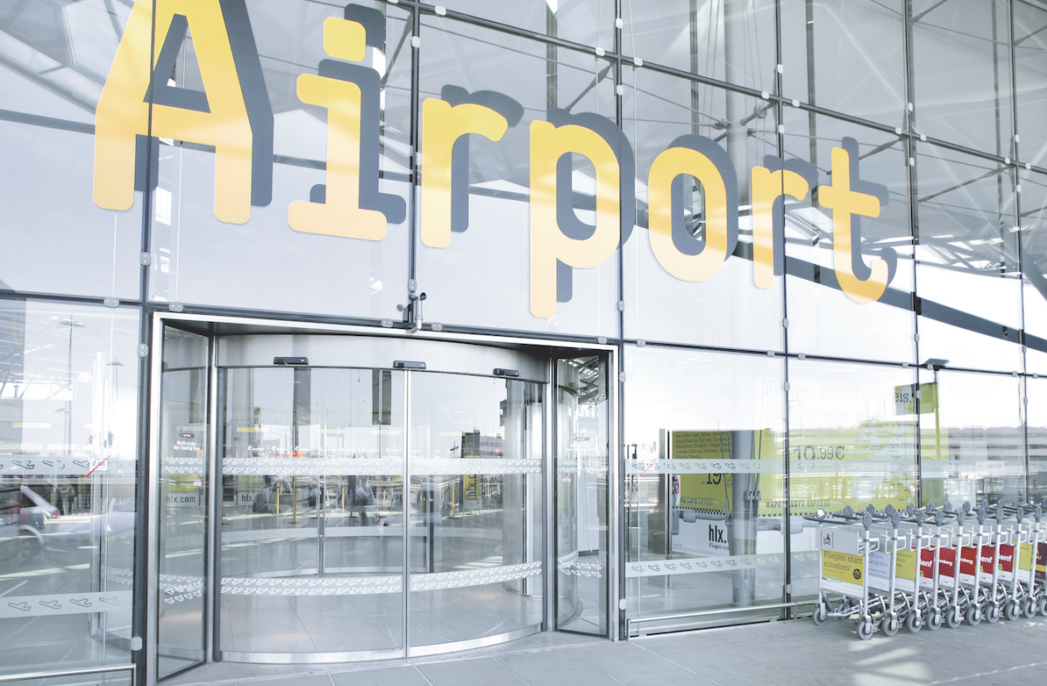 Reach for the skies: access control at airports