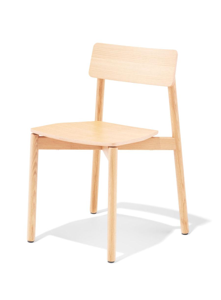 Rib chair.