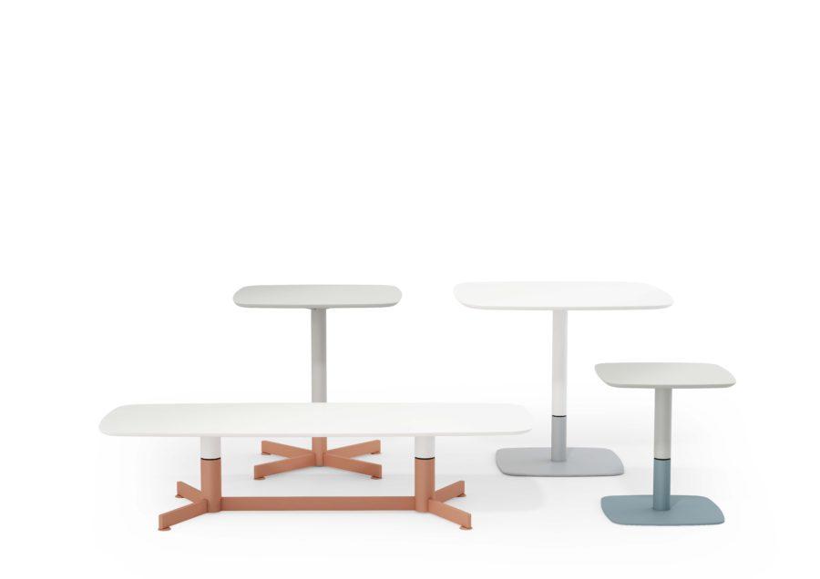 Split tables.