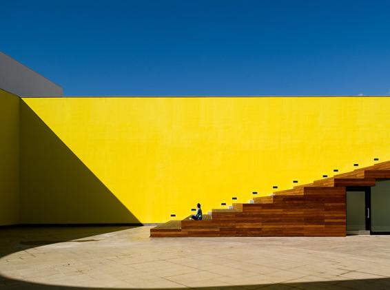 Escola Superior de Música, Lisbon by João Luís Carrilho da Graça.