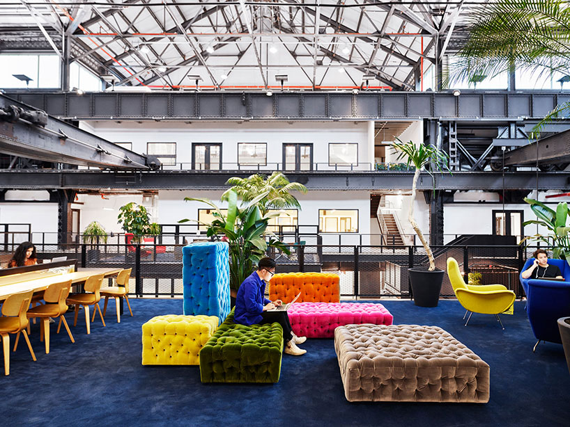 The new lab workspace has taken up home in an old navy yard in New York.