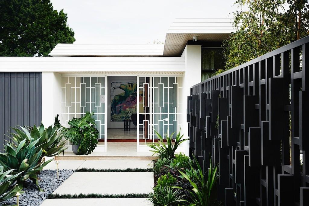 Mid-century modern: Mim Design's DDM residence