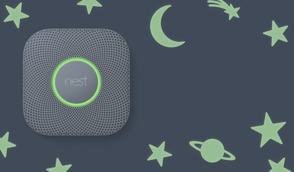 nest protect nightlight