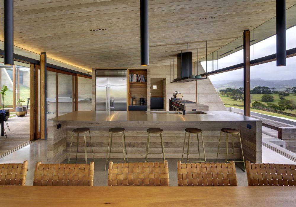 The Farm by Fergus Scott Architects. Photo by Michael Nicholson.
