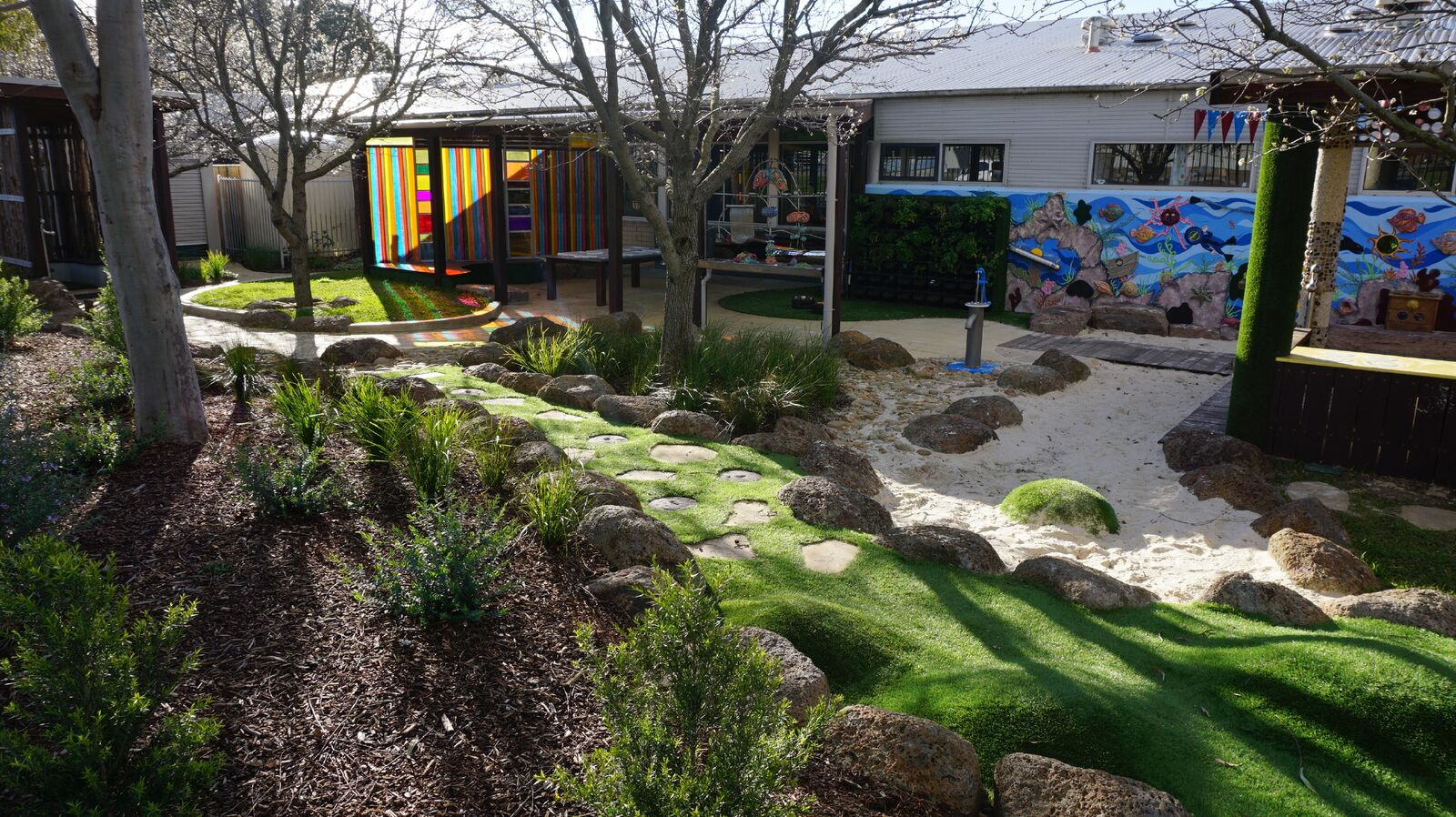 2017 victorian landscape architecture awards winners for Tract landscape architects