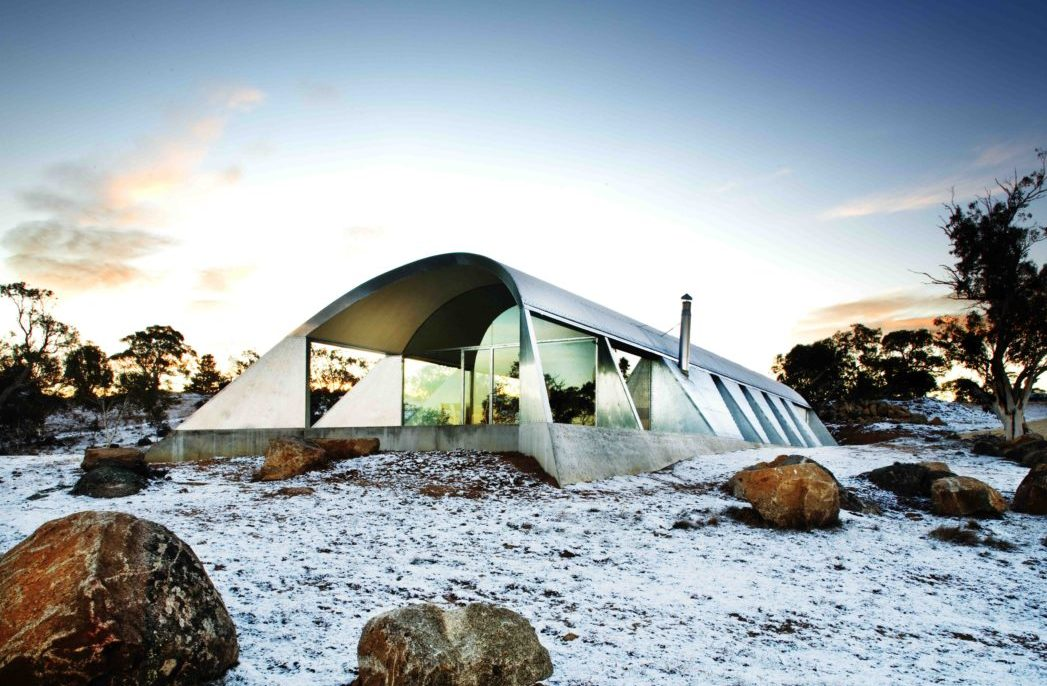 Australian alpine architecture: three of the best