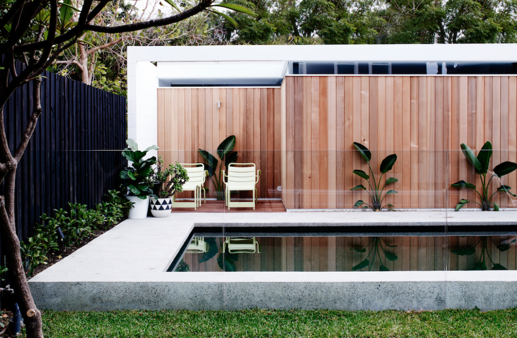 When two become one: Coogee house