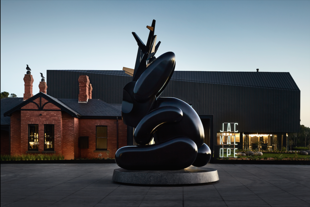 Jackalope hotel. Photo by Sharyn Cairns.