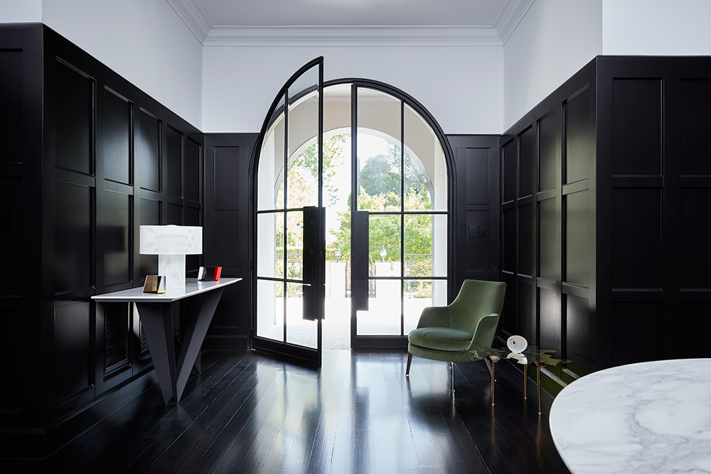 Toorak Residence by SJB. Photo by Lucas Allen.