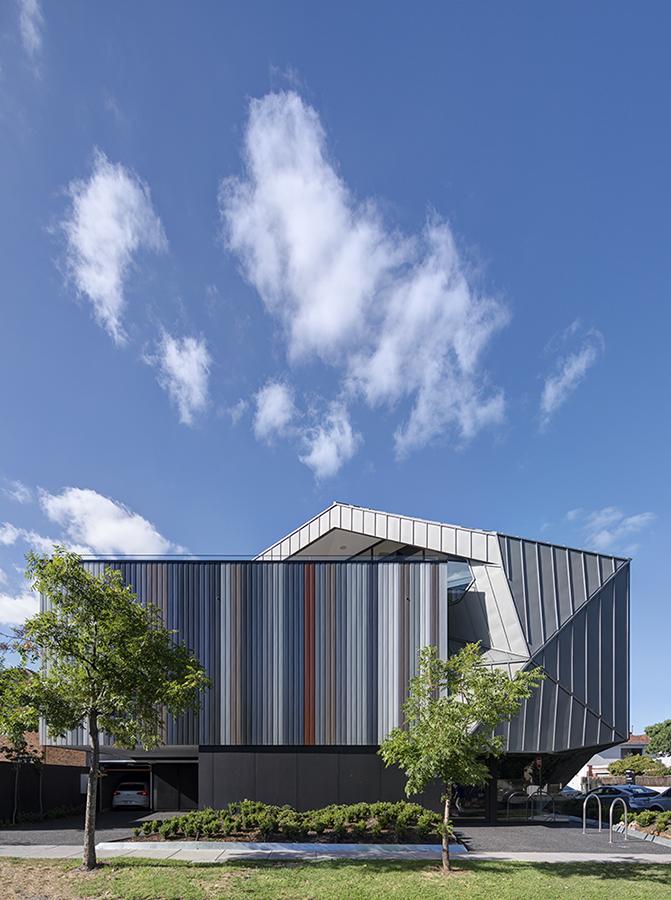 JAHM – Justin Art House Museum by Justin Architecture. Photo by Jaime Diaz-Berrio.