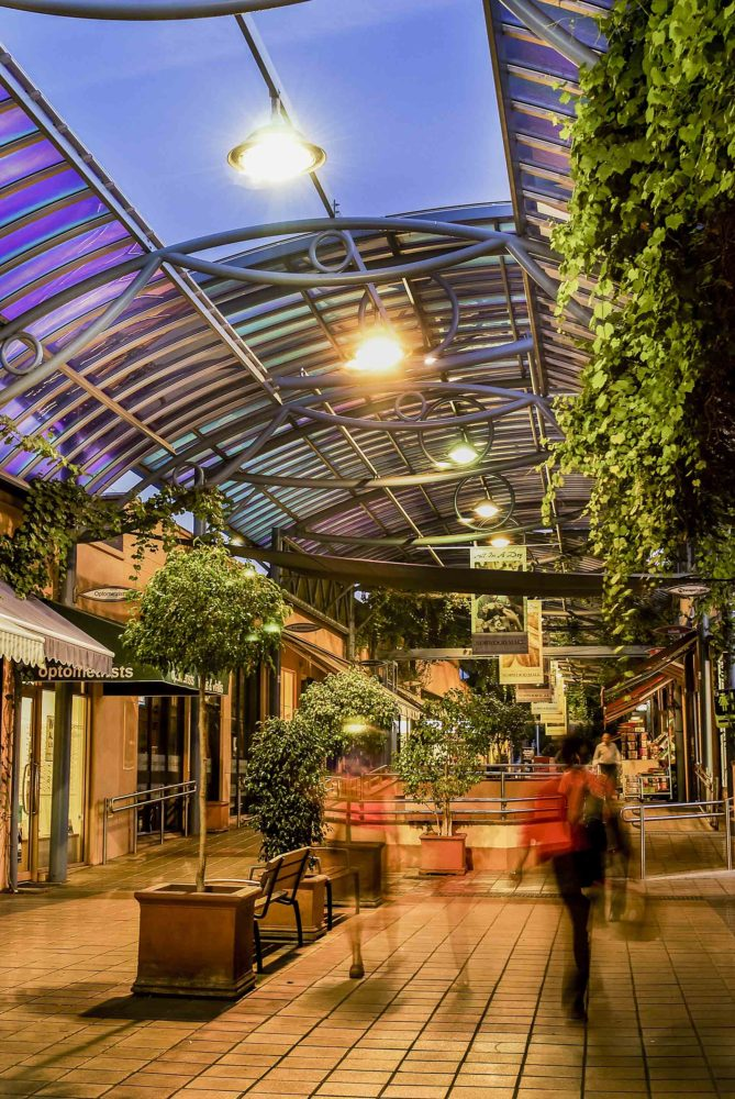 Norwood Mall by Matthews Architects.Photo courtesy the architect.