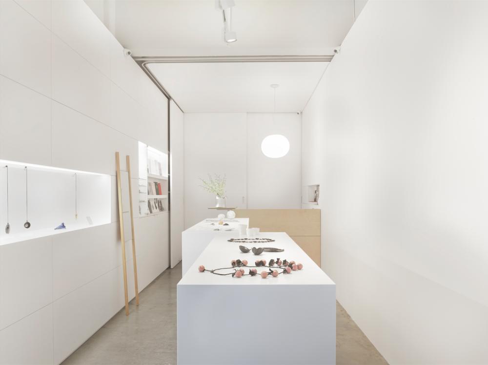 Gallery Funaki, Melbourne by Abernethy.