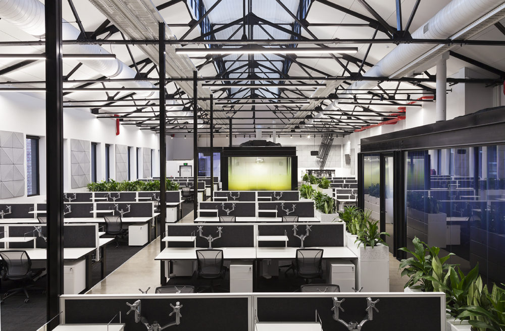 Powercor CitiPower (Beon Energy Solutions), Melbourne by Siren Design. Photo by Yvonne Qumi.