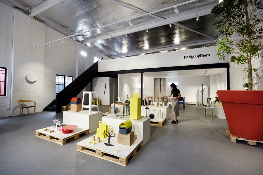 DesignbyThem showroom, Sydney