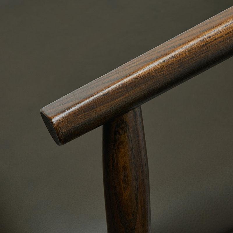 Kett Otway armchair detail