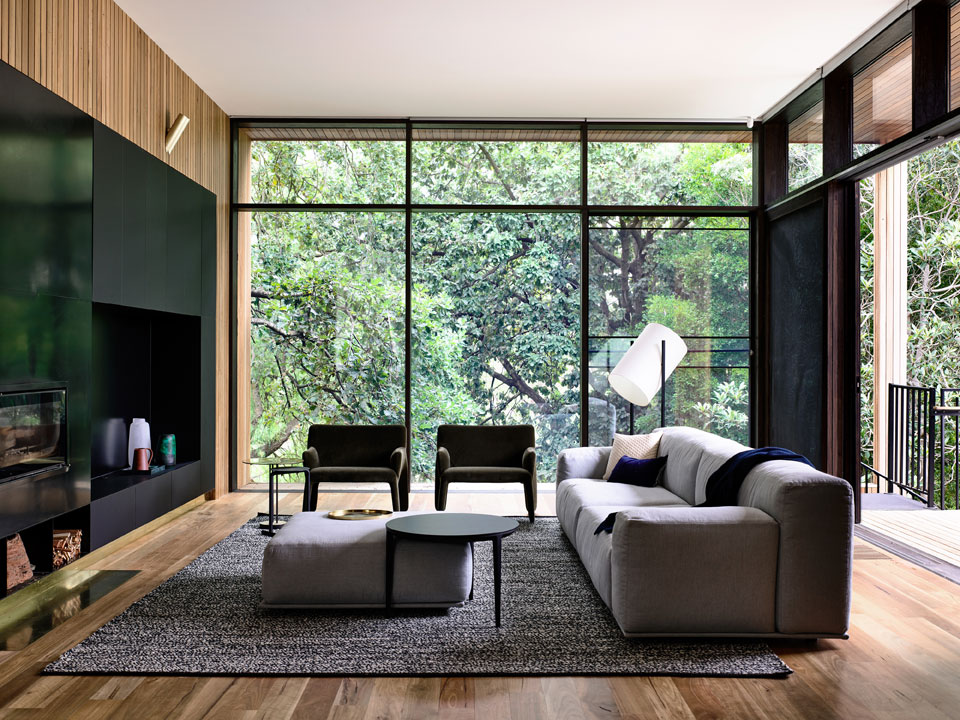 Ivanhoe house by Auhaus Architecture 2