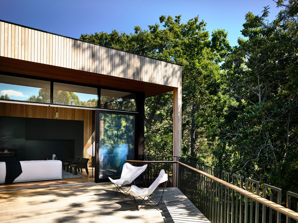 Ivanhoe house by Auhaus Architecture 4