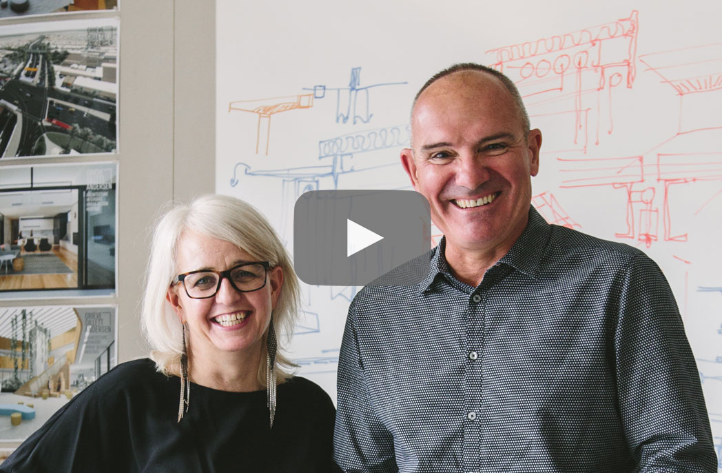GGA Architects on the creative vs business side of practice