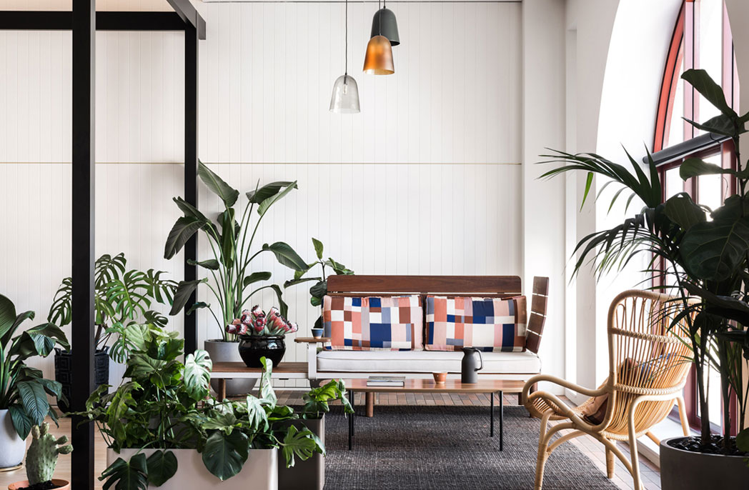 A shop, a home, or an office? Woods Bagot designs Stylecraft Perth