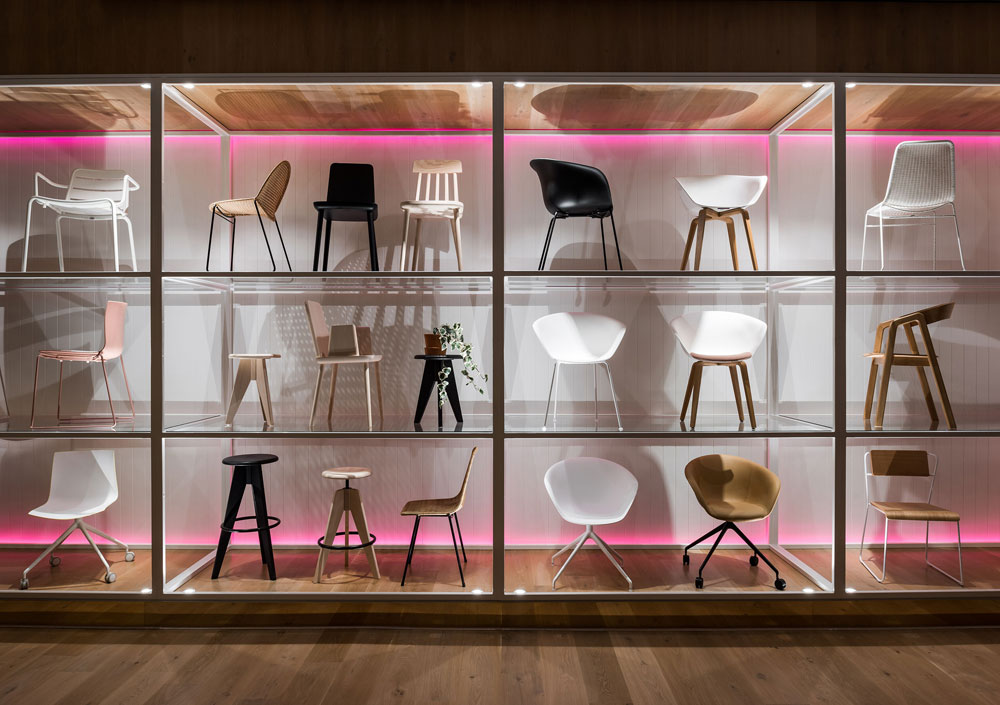 Stylecraft's new showroom in Perth by Woods Bagot 8