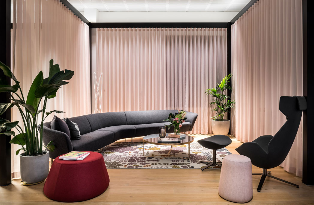 Stylecraft's new showroom in Perth by Woods Bagot 9