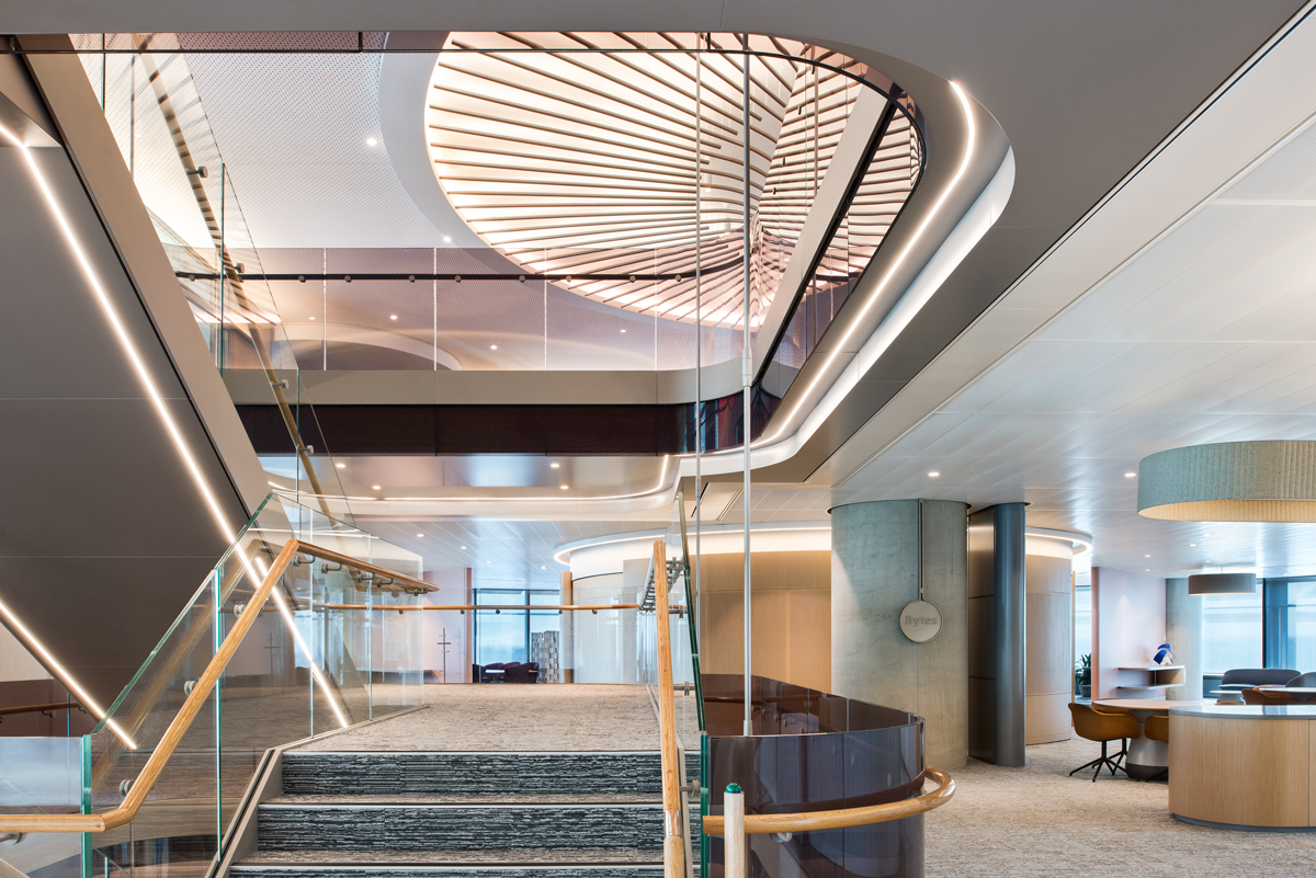 PWC Sydney by Futurespace.
