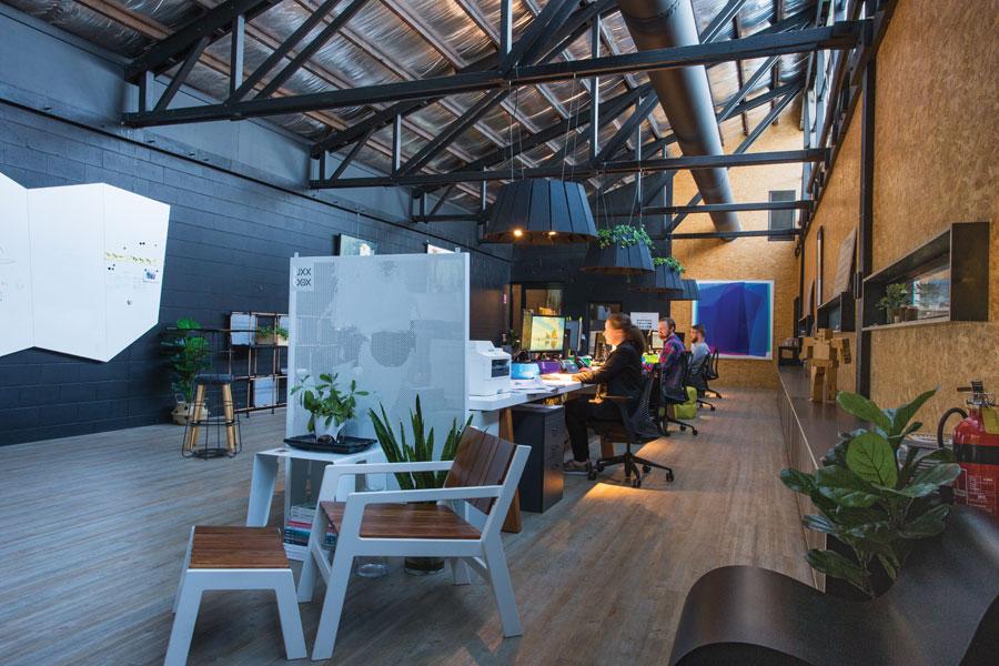 Luxxbox office
