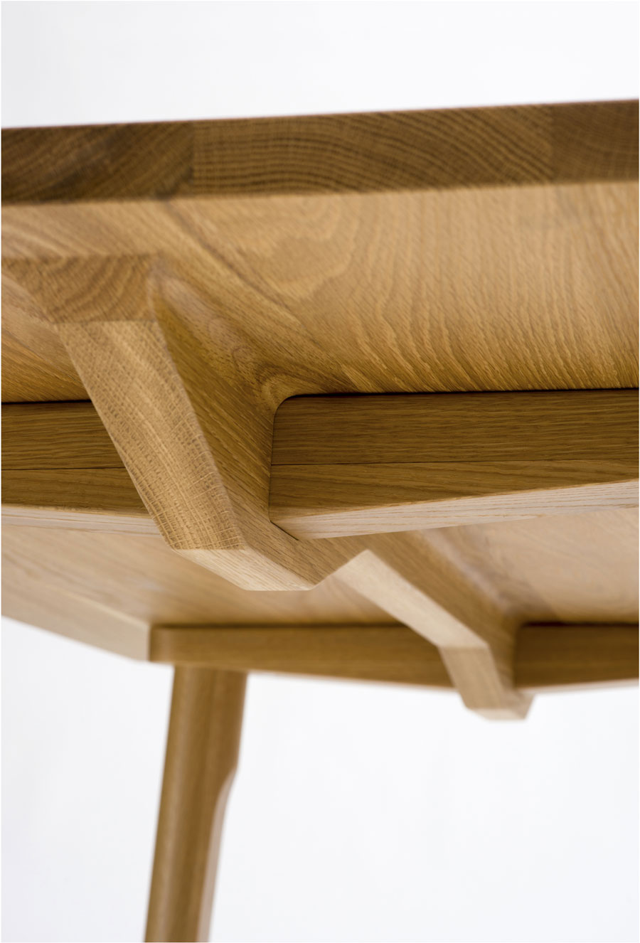 Details of the beam table.