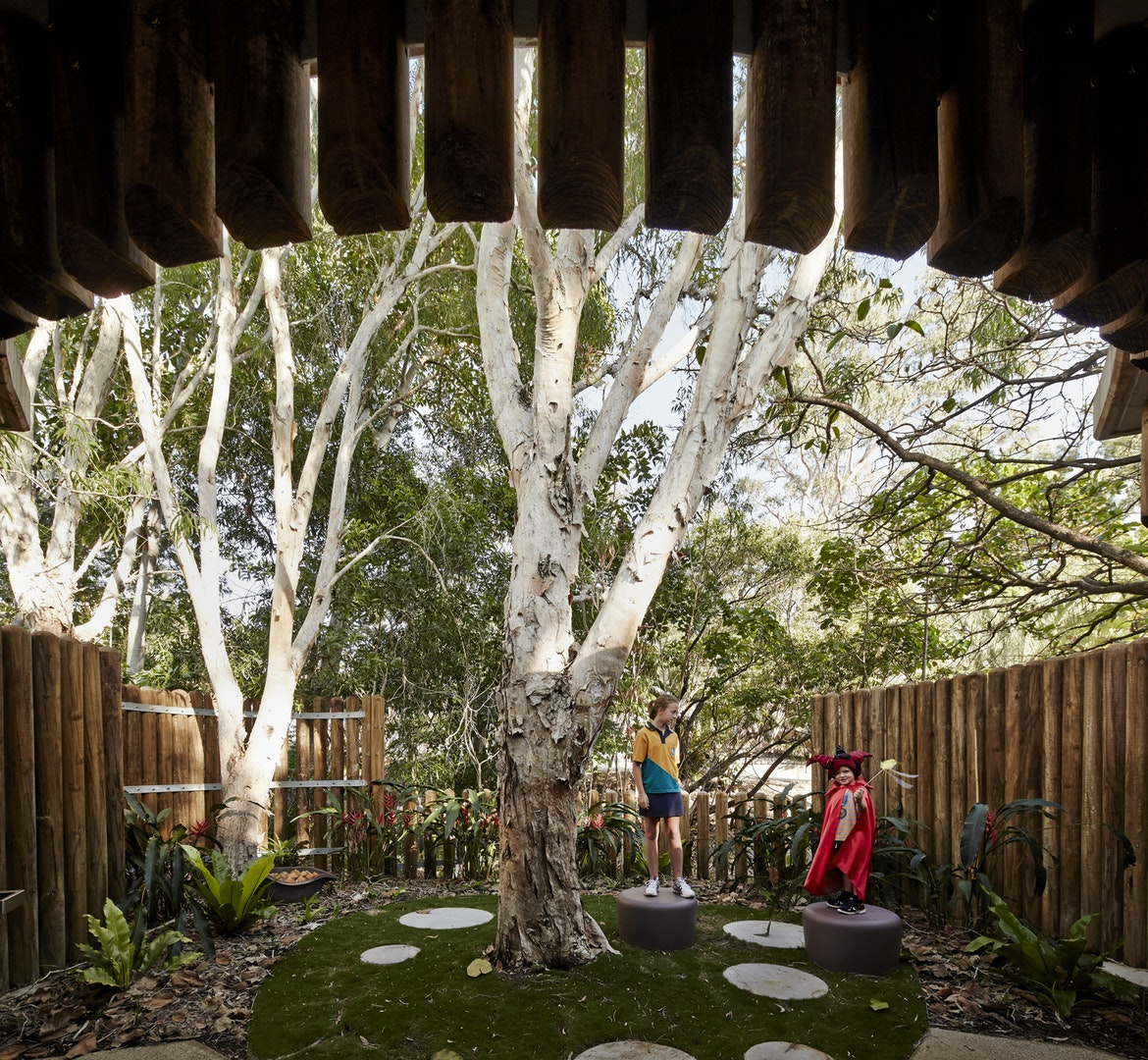 Public Award – ACT for Kids by m3architecture. Photo by Peter Bennetts.