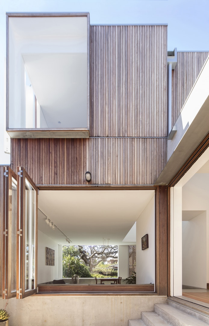 Residential Award – Houses New – Jac by panovscott. Photo by Brett Boardman.