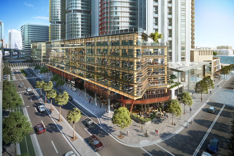 Second engineered timber office building flagged for Barangaroo