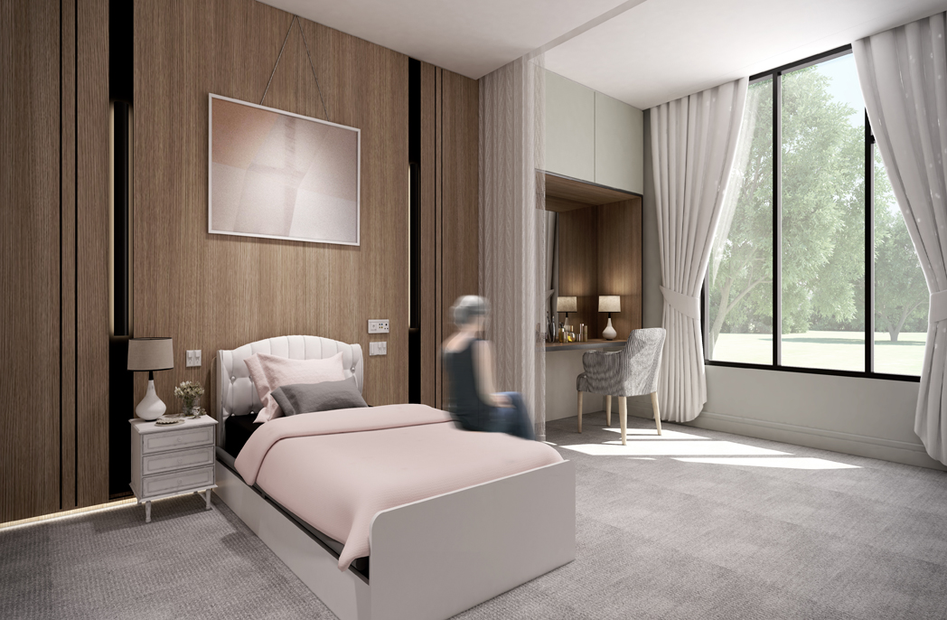 Proposed design for a melbourne based aged care facility